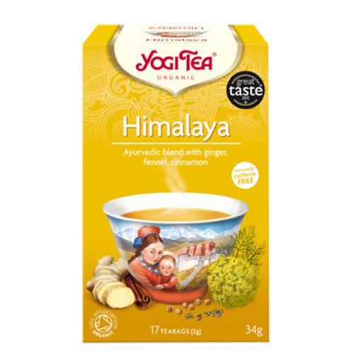 Yogi čaj Himalaja