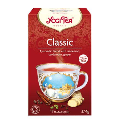 Yogi čaj Klasik
