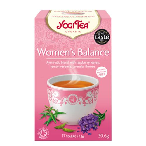 Yogi čaj Ženska ravnoteža