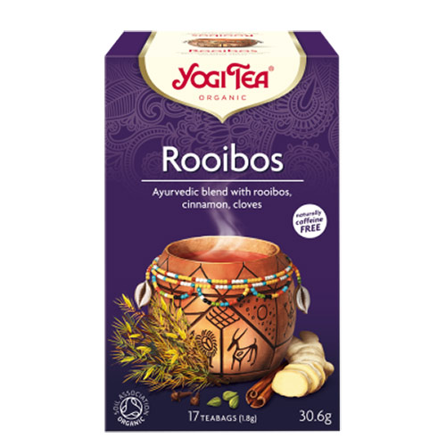 Yogi čaj Rooibos