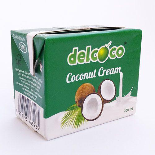 Kokos krema