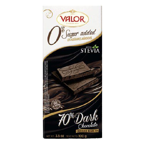 Tamna čokolada 70 % bez šećera