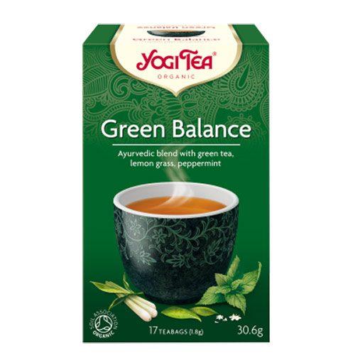 Yogi čaj Zelena ravnoteža