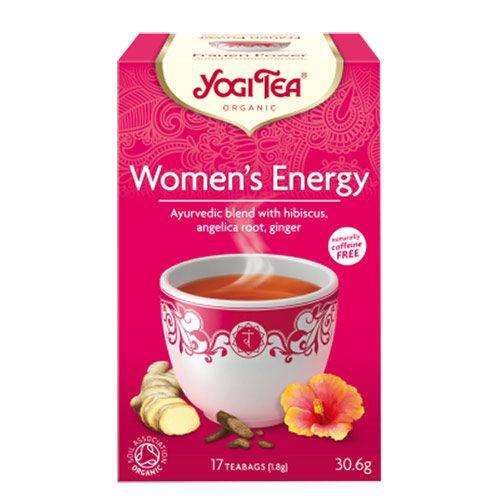 Yogi čaj Ženska energija