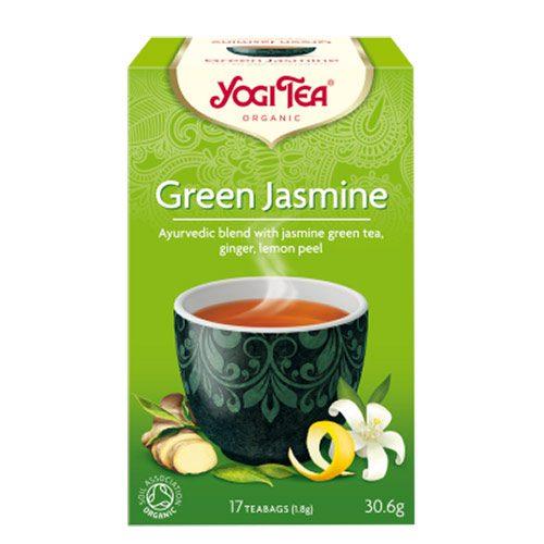 Yogi čaj Zeleni-Jasmin