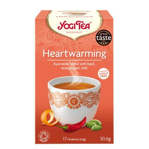 Yogi čaj Grijač srca