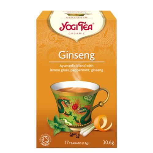 Yogi čaj Ginseng