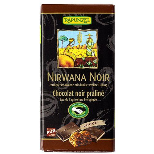 Čokolada nirwana noir 55 %