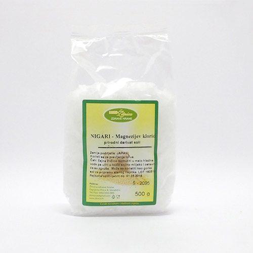 Nigari magnezij klorid