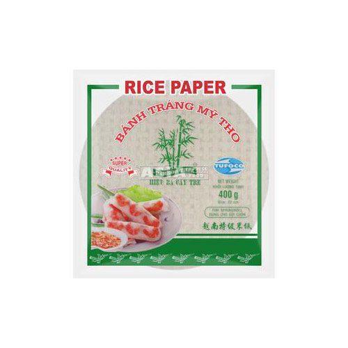 Rižin papir za proljetne rolice 22 cm